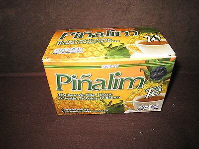 Pinalim Tea  Pina Gn Vida  Pinalim Tea  Pi Alim Te 1 Box  Fast Shipping Exp 2024