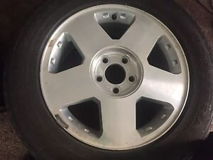Spare Tire/Saturn vue