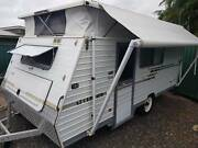 Coromal Seka Apollo 475 Poptop Caravan Rosemount Maroochydore Area Preview