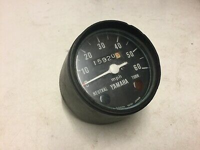 <em>YAMAHA</em> DT DT50M DT50 CLOCK SPEEDO INTRUMENT