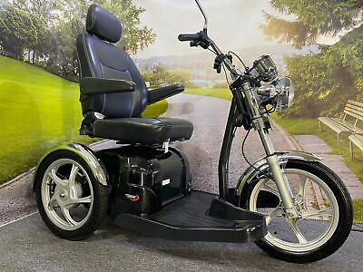 READY FOR SUMMERDRIVE SPORTRIDER - ALL TERRAIN MOBILITY SCOOTER - 4/8MPH
