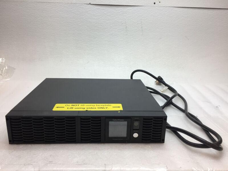 CyberPower PR2200PFCRT2U 2000 VA/1540 W Sinewave Uninterruptible Power Supply