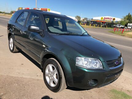 2006 Ford Territory TS 7 Seats With Rego and Rwc Ravenhall Melton Area Preview