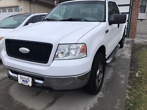 2006 Ford F-150 Supercab XLT Triton ( Reduced price)