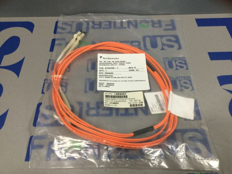IBM 2M 50 Micron LC-LC Cable 1750-1353