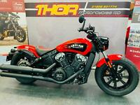 Indian SCOUT+BOBBER 2021 IN STOCK NOW FROM £10250