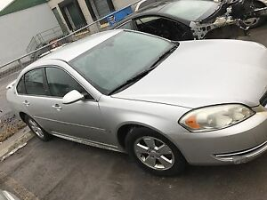 2009 Chevy Impala for sale.