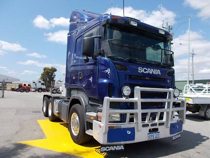 2009 Scania R560 Prime Mover Kewdale Belmont Area Preview