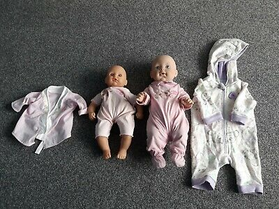 Baby annabell bundle 2 x dolls