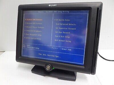 Par M8150-01 15 Touchscreen Point Of Sale Terminal - No Hard Drive