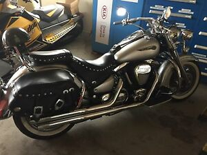 2003 Yamaha Road Star Silverado Edition 1600 Cruiser