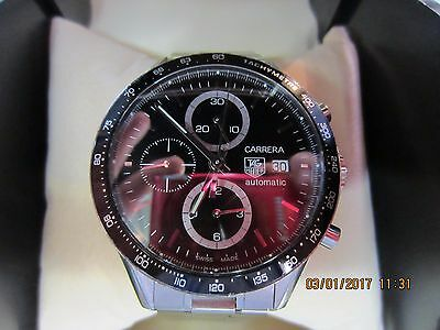 Tag Heuer Carrera Calibre 16 Automatic Men's Chronograph CV2010-3