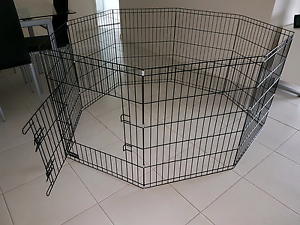 Puppy play pen Cameron Park Lake Macquarie Area Preview