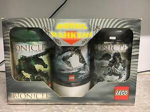 29 Lego Bionicles Complete with instructions and cases + extra Nairne Mount Barker Area Preview