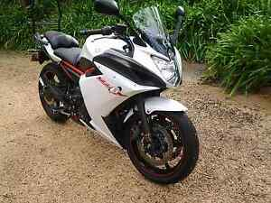 2013  Yamaha FZ6R - Lowered Suspension Aldgate Adelaide Hills Preview