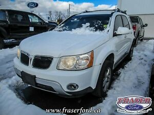 2007 Pontiac Torrent TORRENT
