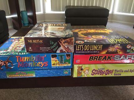 Board Games bundle!! 👀