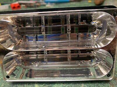 Whelen 400 Series Led Lightbar Light 6x6 Rb Great Shape. Freedom Edge