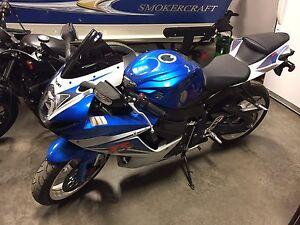 2012 Suzuki GSX R 600 600km! New!