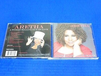 Aretha Franklin - A Woman Falling Out Of Love - Soul Gospel CD (Rare)