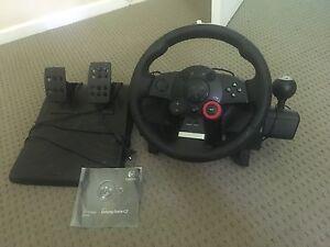 PlayStation steering wheel Kewarra Beach Cairns City Preview