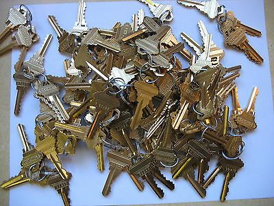 200 Pieces Precut Schlage 5 Pins Sc1 Keys Locksmith 50 Different Key Set Of 4