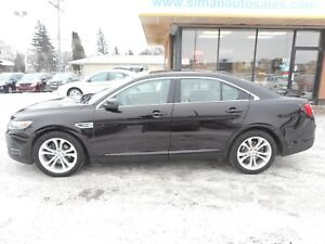 2013 Ford Taurus SEL SEL*AWD*NAV*Leather