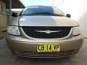 2002 Chrysler Voyager automatic Wagon Smithfield Parramatta Area Preview