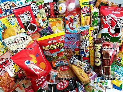 40 pcs + TRACKING NO ^^ Random Global JAPANESE KOREAN Snack Candy Chip Chocolate