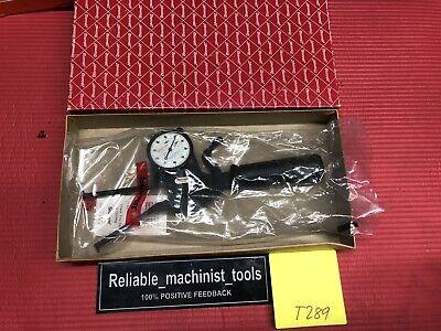 Starrett 1018a Inside Dial Caliper Gage Id Bore Micrometermachinist Toolt289