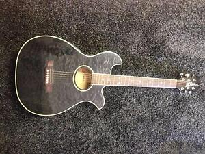 BC Rich Full Body Eagle Acoustic Capalaba Brisbane South East Preview