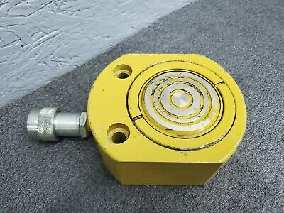 Enerpac Rsm-500 Hydraulic Cylinder 50 Tons 58in. Stroke Used