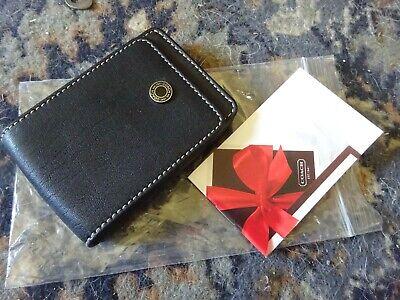Vintage Coach Coach Card Holder Credit Cards Holder Business Cards Holder