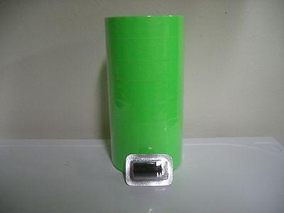 40000 Fl-green Labels For 1131 Monarch 16 Rolls