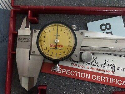 Starrett 120am-150 Dial Caliper