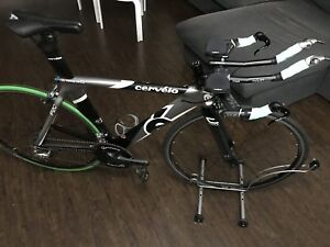 Cervelo P2C - TT/Triathlon bike