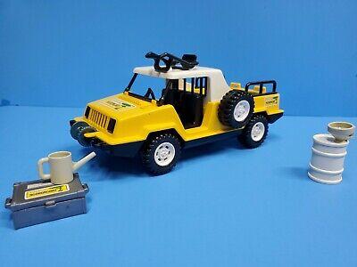 Playmobil safari Land Rover Jeep mint for collectors Ngorongoro geobra toy