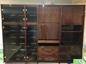 Wall unit shelving - Negotiable