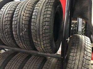 4 Pneu Michelin X-Ice Hiver 175/70/13