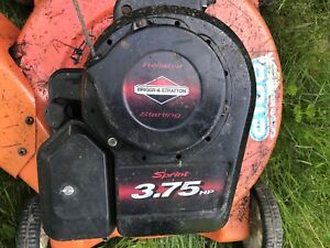 Briggs & Stratton lawn mower 3.75