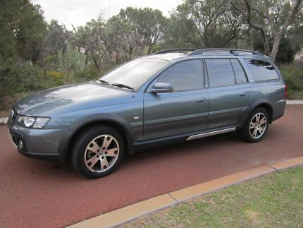 2006 Holden Adventra LX6 Very Low Kms Gnangara Wanneroo Area Preview
