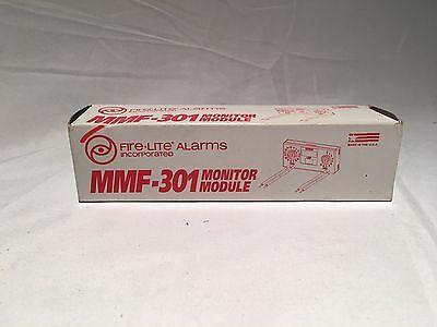 Fire-lite Mmf-301 Monitor Module -new