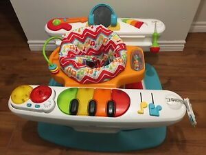Fisher Price musical baby centre
