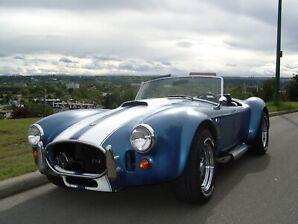 1966 classic roadsters Shelby cobra replica