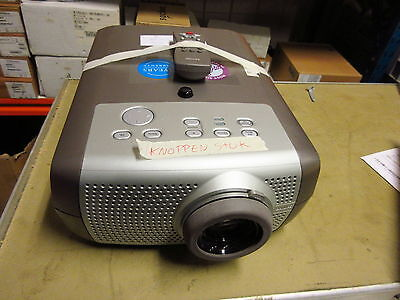 Philips bSure XG1 Projector Beamer 3LCD 1200 Lumens XGA BUTTONS DEFFECT