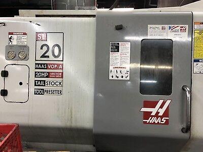 Haas Sl 20 Cnc Lathe