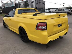 2010 Holden Commodore Ute SV6 With Rego and Rwc Ravenhall Melton Area Preview