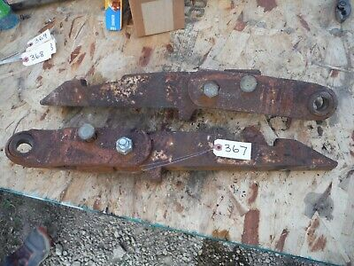 Ih Farmall 300-450 460 560 706 806 Tractor Cat. 2 3 Point Conversion Arms 367