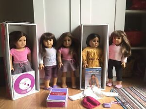 American girl collection