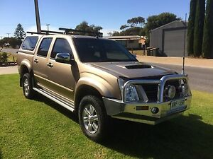Rodeo dual cab turbo Diesel common Rail Clinton Yorke Peninsula Preview
